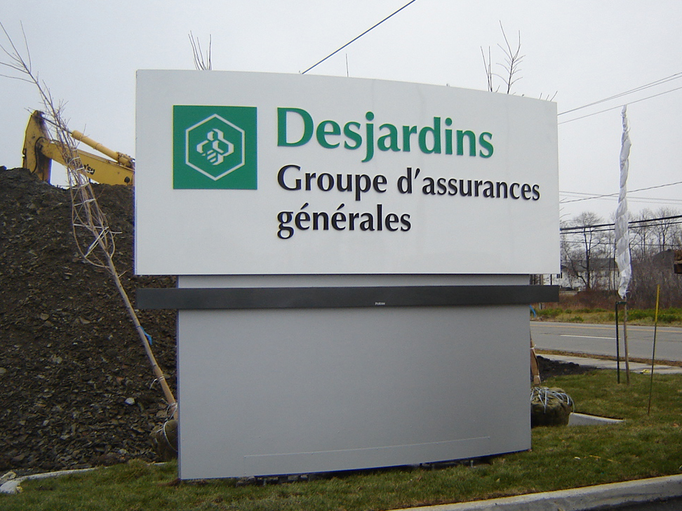 Desjardins insurance address change value