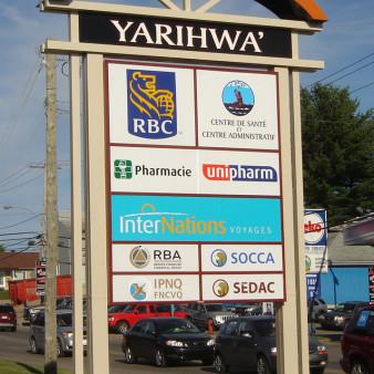 PoitrasIndustries_Enseignes_Pylone_Yarihwa
